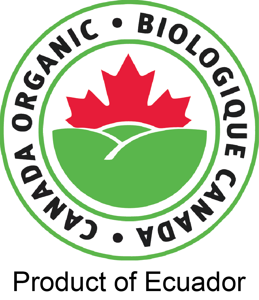 Canadá Organic Certified